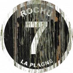 Panneau vintage bois Rochu