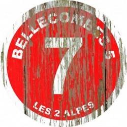 Panneau vintage bois Bellecombe5