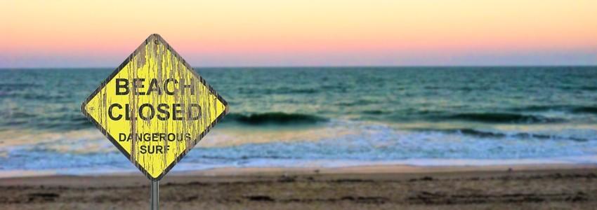 Panneaux vintage bois sur le thème de la mer