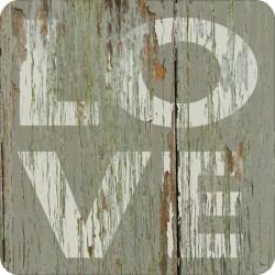 Love Gris clair