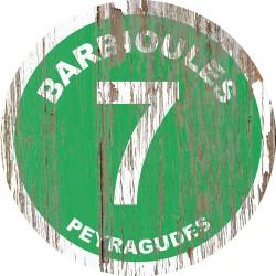 Panneau piste Barbioules