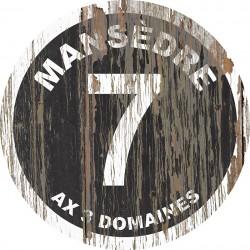 Panneau Bois Vintage Mansèdre