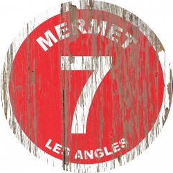 Panneau Bois Vintage Mermet
