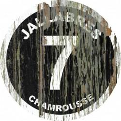 Panneau vintage bois Jallabres