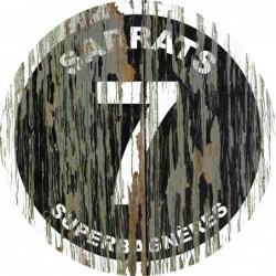 Panneau vintage bois Sarrats